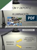 Vision y Deporte Iluminacion