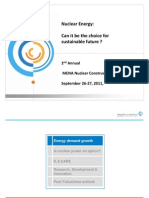 Sustainable Future Presentation
