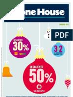 Catalogo de Ofertas the Phone House Diciembre 2011