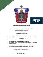 Acumulación originaria del capital (trabajo final)