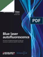 Blue Laser Auto Fluorescence