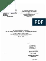 HK Conspiracy Waxman Report