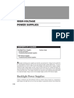 Hi-Voltage P Supplies