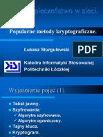 Wyklad (Kryptografia)