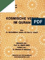 Kosmische Verse im Koran