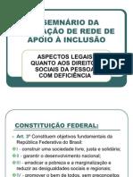 3. ASPECTOS LEGAIS DA INCLUSÃO