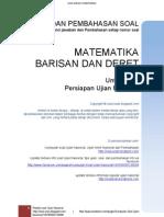 Matematika Sma Barisan Dan Deret
