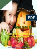 NUTRICIÓN ADECUADA ALAS ACTIVIDADES FÍSICAS-EDUARDO AYALA TANDAZO