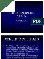 Power Point Teoria General Del Proceso Capitulo 1
