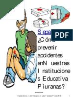 PRIMEROS AUXILIOS EN EDUCACIÓN FÍSICA- EDUARDO AYALA TANDAZO