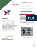 Newsletter 325