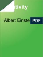 Einstien Relativity