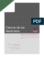 Resumen Ciencia de Los Materialesx