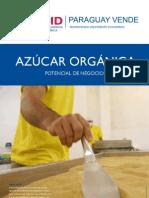 azucar organica