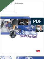 Catálogo 3M Salud Ocupacional y Seguridad Ambiental-Mascaras Respiratorias
