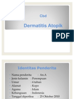 Case Dermatitis