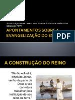 Atualização de evangelizadores 2011