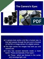 BJMC 207-Unit II [Lenses]-Topic 1, 2, 3