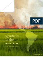 Agrofuels in the Americas