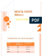 Mock Ospe Me211