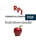 RPI Nutrition Guide