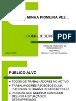 Autoscopia inicial - João Lopes