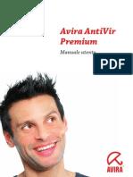 MANUALE AVIRA ANTIVIRUS