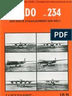 Arado Ar 234 Der Erste Strahlbomber Der Welt Luftfahrt Dokumente Ld21_001 Part #1