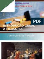 01 Introdu+º+úo Geral +á Filosofia