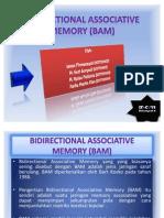 Bidirectional Associative Memory