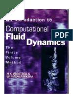 An Introduction to Computational Fluid Dynamics Versteeg
