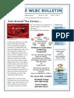 e Newsletter 2 12 12