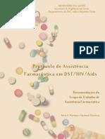 Protocolo Da Assist en CIA Farmaceutica Em DST-HIV-AIDS 2010