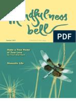 Mindfulness Bell - Summer 2007