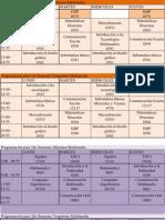 Programacion Para Alumnos 20011A