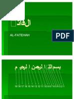 AL FATEHAH-ain