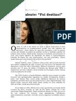 Entrevista Elaine Valente