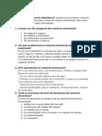 CUESTIONARIO COMERCIO ELECTRONICO