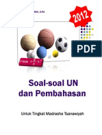 Saol-Soal UN Dan Pembahasan 2012