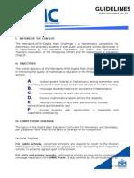 2012 MMC Guidelines