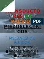 Ttransductores de Presion Equipo 6 10110176