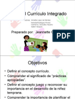 Presentación sobre Módulo Educativo -  Módulo 3
