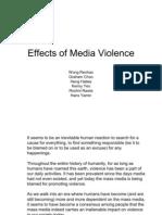 Com242 Effects of Media Violence