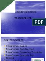 6. Transformer (Option 3)