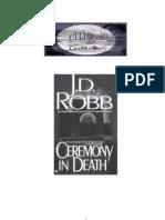 JD Robb - 05 - Una Muerte Ceremonial