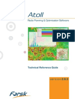 Atoll 2.8.3 RF Technical Reference Guide E2