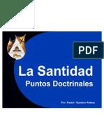 12. La Santidad