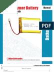 Li-polymer Battery 3