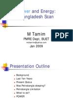 Power & Energy _Presentation_M Tamim