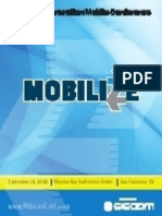 GigaOM's Mobilize 08 Conference - Program Guide
